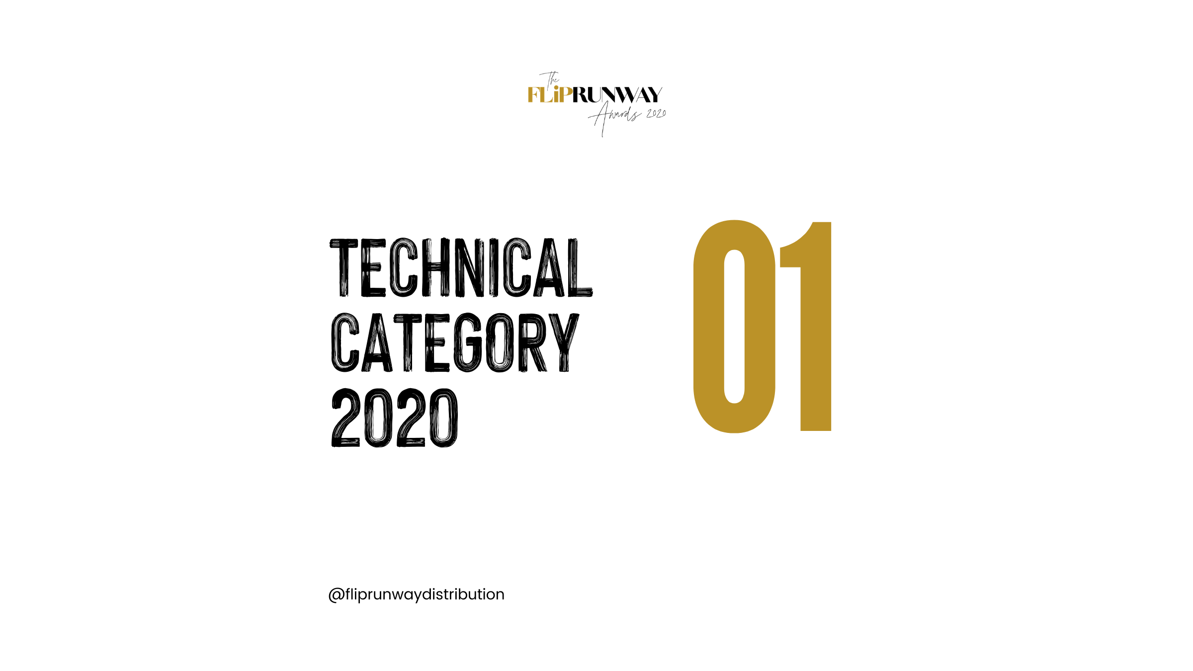 The Flip Runway Technical Award 2020