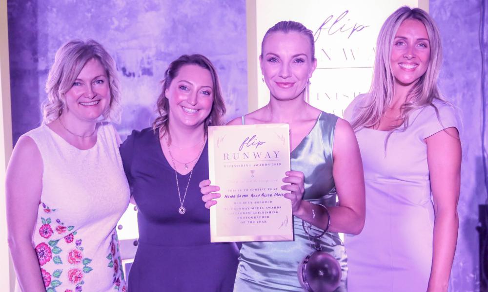 Alice Nickell – Home With Ally Flip Runway Award Winner